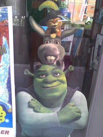 Shrek & co